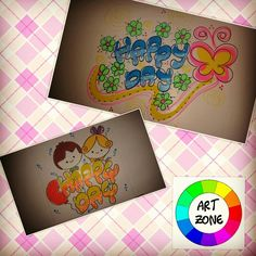 Cajas decoradas                                                                                                                                                                                 More Fonts, Best Friends, Arts And Crafts, Scrapbook, Draw, Kids, Cardboard Letters, Hand Lettering, Love Posters