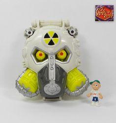 Mighty Max - Fights Nuke Ranger - Horror Heads - Bluebird Toys 1992 7