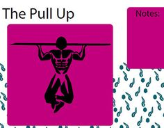 "Check out new work on my @Behance portfolio: ""The pull up workout page from icon book."" http://on.be.net/1MbREQ1"