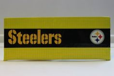 Duct Tape Wallet (Bi-Fold) - Pittsburgh Steelers, $15.  We are also on Etsy at:  www.junorduck.etsy.com.