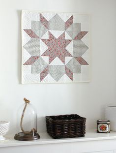 Show It Off: Super Easy (& Beautiful) Ideas for Displaying a Quilt