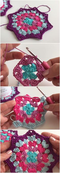 Easy To Crochet Thes