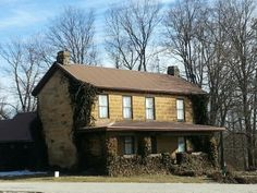 Old Martin County Jail, IN Martin County, County Jail, Ghost Towns, Day Trips, Indiana, Exploring, Bucket, Cabin, History
