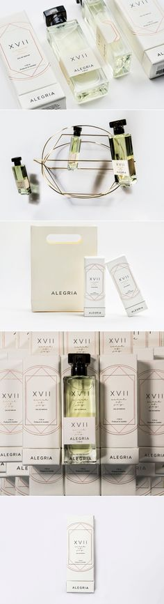 Alegria is a Joyful Fragrance With Beautiful Packaging — The Dieline - Branding & Packaging Design