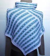 Ravelry: Cowl Poncho pattern by Rhelena's Crochet Patterns