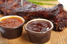 Homemade BBQ Sauce: These are delicious and affordable. So much better than store-bought.