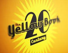 """Check out new work on my @Behance portfolio: """"Желтая книга 20-го века"""" http://be.net/gallery/47950793/zheltaja-kniga-20-go-veka"""