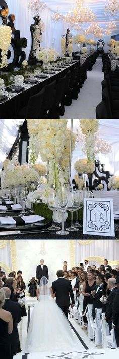#wedding #outside #snow #white #decorations #themes #princess #ideas #diy