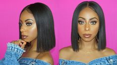 BEST blunt bob cut wig for Beginners!! Natural hairline rpgshow wig  [Video] - https://blackhairinformation.com/video-gallery/best-blunt-bob-cut-wig-beginners-natural-hairline-rpgshow-wig-video/