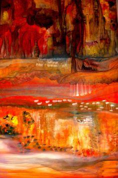 As Sacerdotisas  oil on canvas
