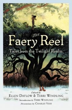 The Faery Reel: Tales From the Twilight Realm by Charles Vess http://www.amazon.com/dp/0670059145/ref=cm_sw_r_pi_dp_A.cOub0GXERKQ