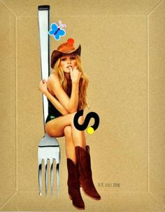 Model #1 Collage Art, Collages, Saatchi Online, Online Gallery, Saatchi Art, Artwork, Shop, Model, Collage