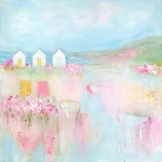 Beautiful art by sue fenlon: New for the summer