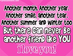 Best Friend Forever Quotes   Quotes for Best Friends Forever I cant help to keep finding the perfect friendship quotes!! :))