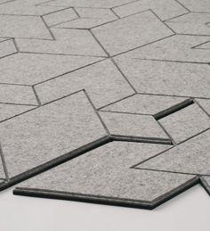 Goodbye 2′ X 2′ carpet tiles! | (best)design