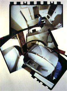 Gordon Matta-Clark, Circus-The Caribbean Orange 1978