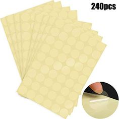 2000 Pieces 25 mm Clear Retail Package Round Clear Seal Labels Clear Adhesive Stickers Round Envelope Stickers, Transparent (Style A) Iron On Transfer, Heat Transfer Vinyl, Transparent Labels, Rhinestone Transfers, Embroidery Patches, Scrapbook Stickers, Gift List, Vinyl Designs, Free Design