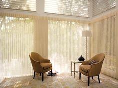 Hunter Douglas Silhouette window shades