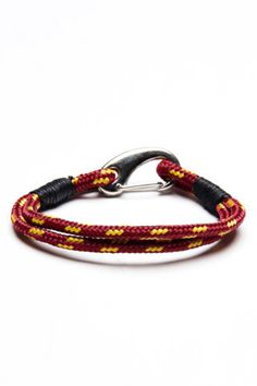 Pinning this for @Allie Black to show Mr. Dusome...  Fad Treasures Rope Bracelet ... Only $4.99 !!