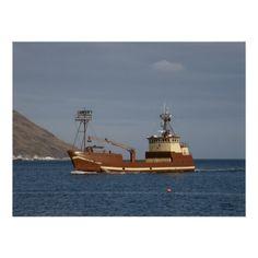 Arctic Lady, Crab Boat in Dutch Harbor, AK