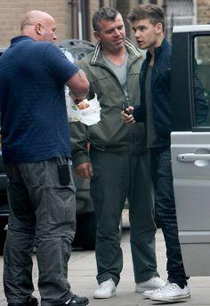 Liam! Andy eatin Subwayyyy