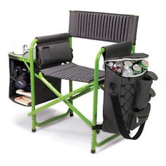 Fusion Chair Outdoor Furniture Camping Picnic Time | eBay