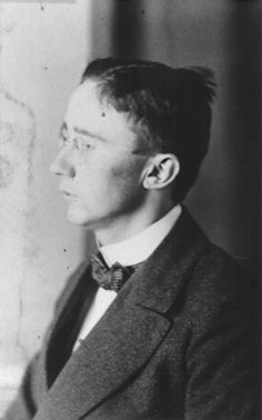 The young Heinrich Himmler