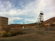 Old Dominion Mine, Globe, Arizona http://theturquoisetrail.com