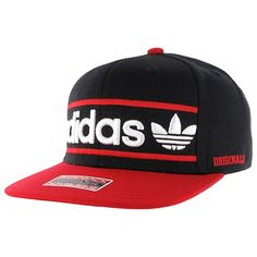 adidas Heritage Snap-Back Hat