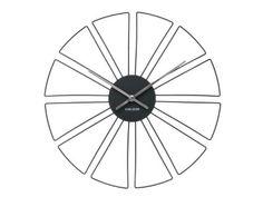 "Karlsson Time Web Wall Clock, 24"""