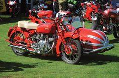 Vincent Motorcycle Bike Stuff, Man Stuff, British Motorcycles, Cars Motorcycles, Bike With Sidecar, Vincent Motorcycle, Side Car, Vintage Bikes, Cool Bikes