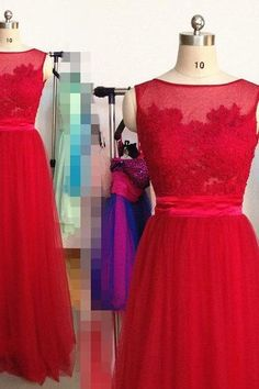 JD Dress Long Red Lace Tulle Prom Dress,V-back Wedding Party Dress Homecoming Formal Evening Gowns 2015 Short Red Prom Dresses, Red Lace Prom Dress, V Dress, Prom Dresses 2015, Lace Evening Dresses, Wedding Party Dresses, Evening Gowns, Bridesmaid Dresses, Maxi Dresses