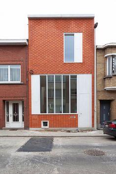 De Gouden Liniaal Architecten, Van Duyststraat, Antwerpen