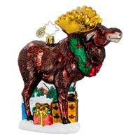 Merry Moose- This one is perfect for Maine!!