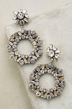 Perla Earrings #anthropologie