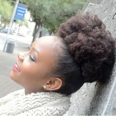 Natural Hairstyles For Job Interviews Endearing 5 Professional Hairstyles To Nail That Job Interview  Z Natural