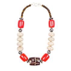 Tribal Muse Necklace from Total Betty Society