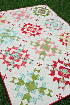 quilt from Anka's Treasures