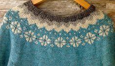 Ravelry: Cardigan Ariel/ Koftan Ariel pattern by Veronika Lindberg Fair Isle Knitting Patterns, Sweater Knitting Patterns, Knitting Charts, Knitting Designs, Knit Patterns, Knitting Projects, Knitting For Kids, Hand Knitting, Knitting Needles