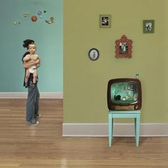 ©Julie Blackmon. Her color work is my favorite because the colors are so amazing!