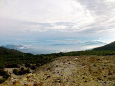 Mt. Papandayan, Garut.