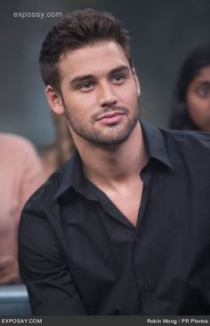 Ryan Guzman. Christian grey