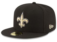 New Orleans Saints NFL Team Basic 59FIFTY Cap 30 Gifts 1e5340ff9