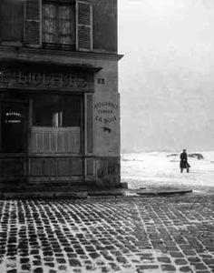Gentilly 1943 |¤ Robert Doisneau | 5 janvier 2016 | Atelier Robert Doisneau | Site officiel