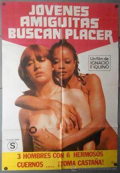 Jóvenes amiguitas buscan placer (1982) | EROTICAGE || Watch Online 60s 70s 80s Erotica,Vintage,Softcore,Exploitation,Thriller
