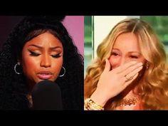 ▶ Hope Mariah duet again with Nicki 😂