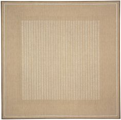 Agnes Martin - The Islands (acrylic and graphite on canvas, 182.9 cm x 182.9 cm)