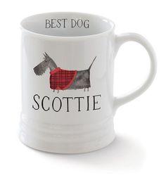 Dog Mug – Scottish Terrier