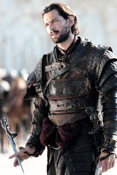 "gameofthronesdaily:   Daario Naharis — Game of Thrones 4.03 ""Breaker of Chains"" [x]"