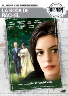 La boda de Rachel (2008) EEUU. Dir.: Jonathan Demme.Drama. Familia. Cine independente USA - DVD CINE 2123